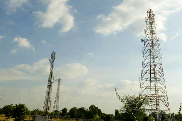 RMSCO Telecom Tower