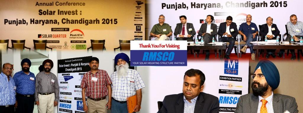 RMSCO Solar Invest 2015